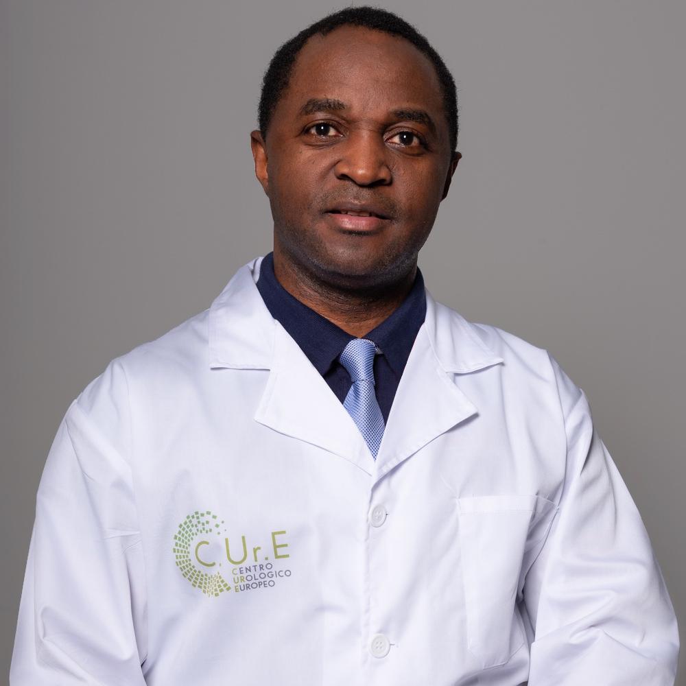Dott. Nicolas Nyek Ntep